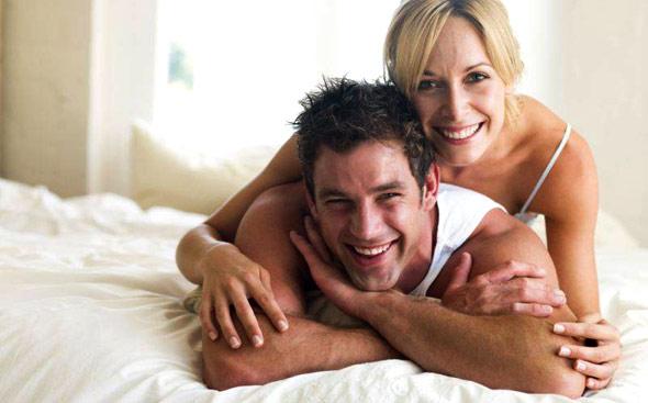 Сила женщины в желании сделать мужчину счастливым