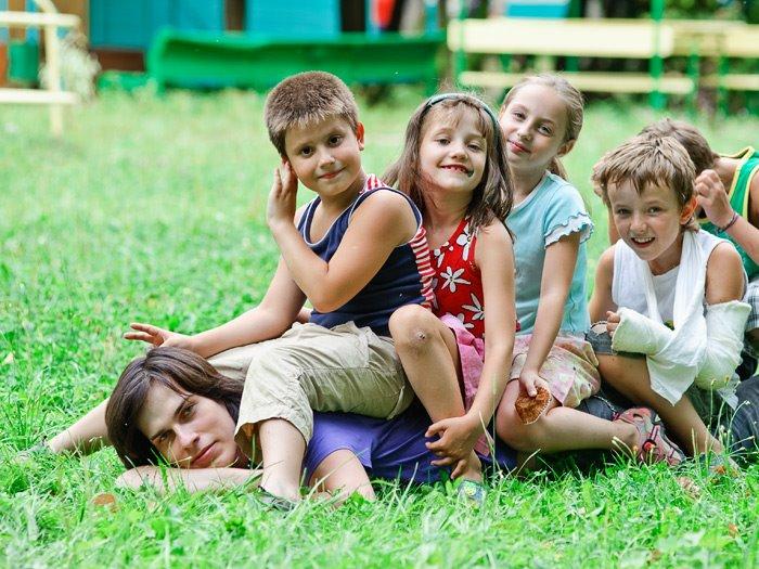 Как правильно формировать детские группы