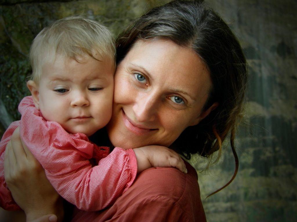Долго не решалась стать мамой, не зная, какое это счастье