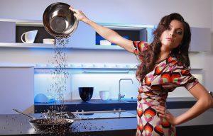 Карьеристка или домохозяйка?