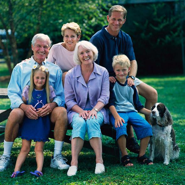 Семья – это тренажер отношений между людьми