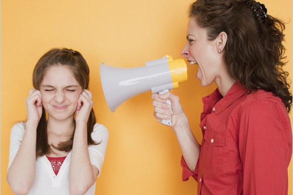 Детско–родительские отношения. Конфликт