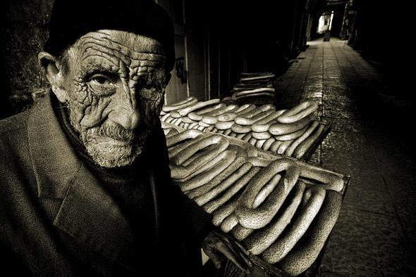 Отражение старости