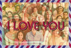 СМС: I love you ….