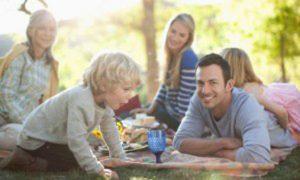 Как в современном обществе сделать свою семью хорошим окружением?