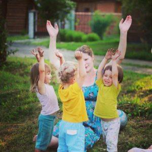 Воспитание детей личным примером. Онлайн-тренинг